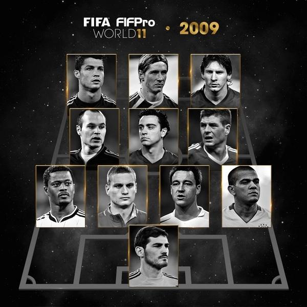 Ronaldo doat giai Cau thu hay nhat nam cua FIFA hinh anh 19