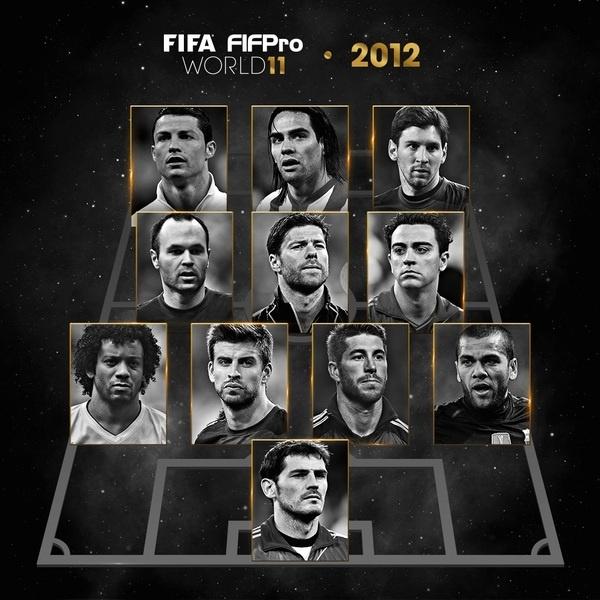 Ronaldo doat giai Cau thu hay nhat nam cua FIFA hinh anh 22