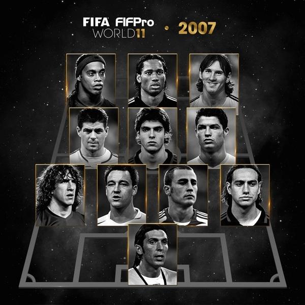 Ronaldo doat giai Cau thu hay nhat nam cua FIFA hinh anh 17