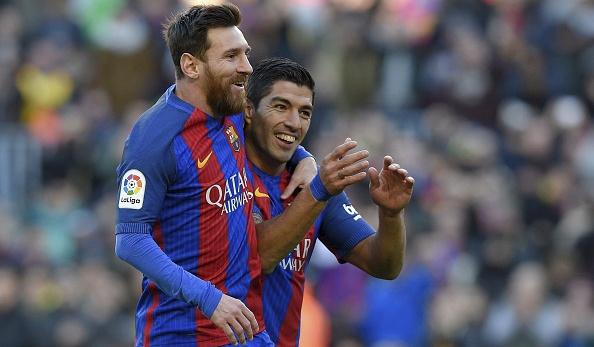 Barcelona vs Las Palmas (5-0): Messi hoan tat bo suu tap hinh anh