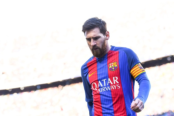 Chuyen nhuong 17/1: Ban giam doc Barca buc tuc voi Messi hinh anh