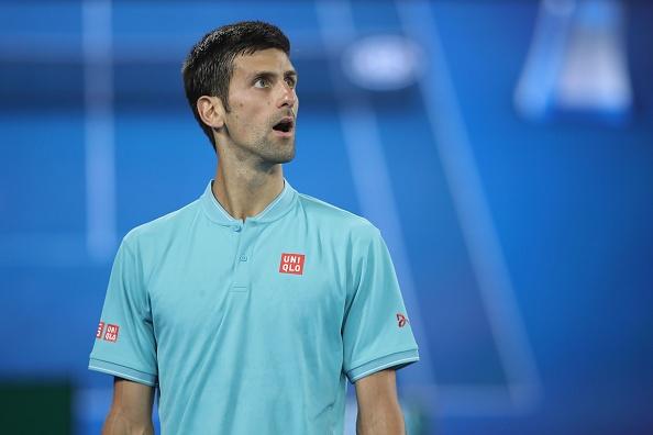 Djokovic khoi dau thuan loi tai Australian Open hinh anh