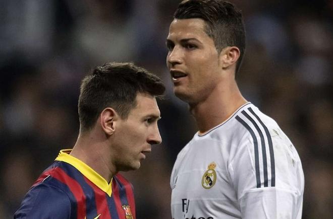 Messi khong ghen ti voi Ronaldo vi chi so thap hon hinh anh
