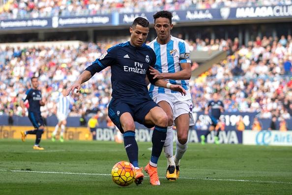 Ronaldo kem duyen, Real van tim lai niem vui chien thang hinh anh 6