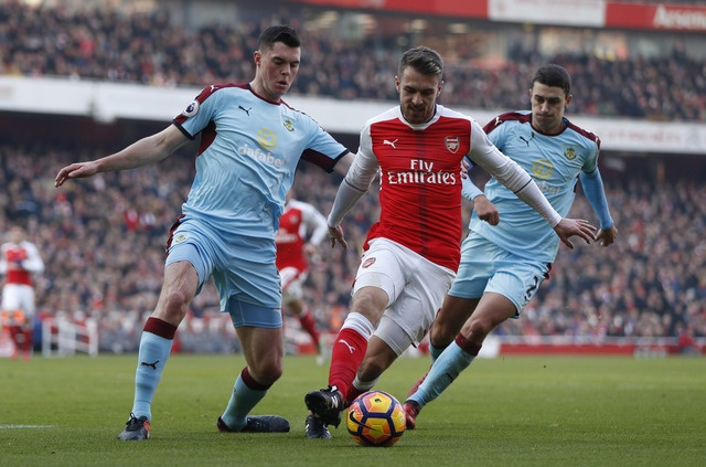 Arsenal vs Burnley anh 16