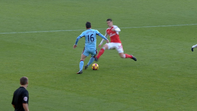 Arsenal vs Burnley anh 22