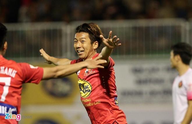 HAGL vs Sai Gon FC anh 12
