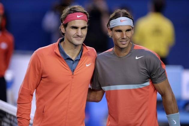 Nadal tao nen tran chung ket trong mo voi Federer hinh anh