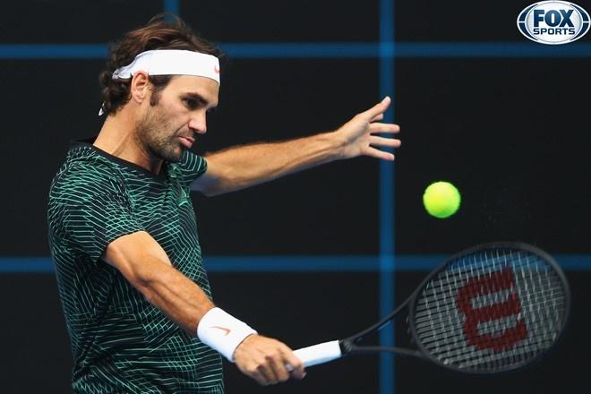 Nadal tao nen tran chung ket trong mo voi Federer hinh anh 2