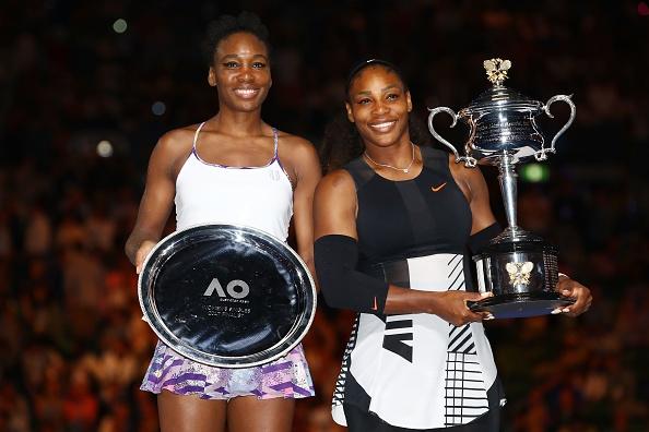 Serena Williams vuot ky luc Grand Slam cua Steffi Graf hinh anh 2