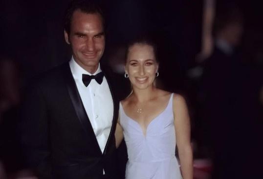 Nu tay vot phan khich khi Federer vo dich Australian Open hinh anh