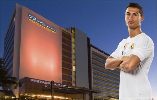 Ronaldo dau tu 75 trieu euro anh 1