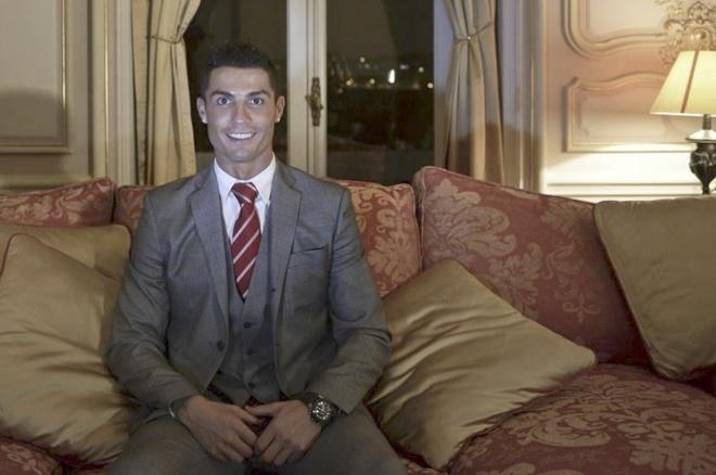 Ronaldo mo rong dau tu sang Bac Phi hinh anh