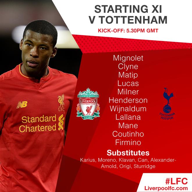 Liverpool 2-0 Tottenham: The Kop tro lai top 4 hinh anh 13