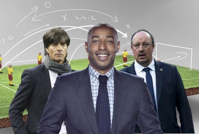 10 ung vien thay Wenger dan dat Arsenal hinh anh