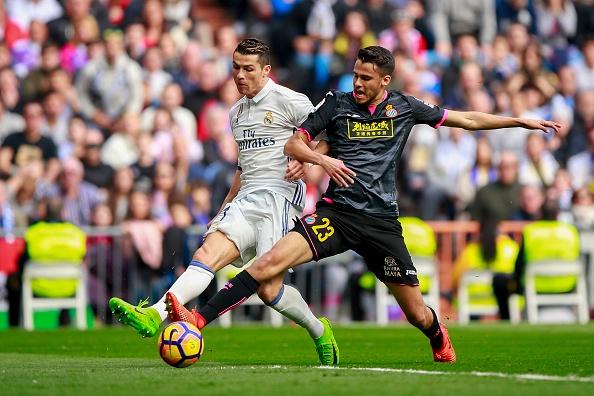 Real vs Espanyol anh 12