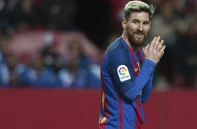 Real Madrid tung 3 lan cheo keo Messi hinh anh 1