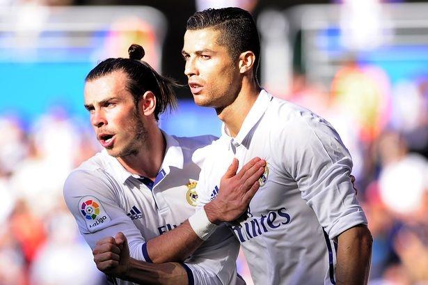 Bale ra mat doi huong dai ngo nhu Ronaldo hinh anh 1
