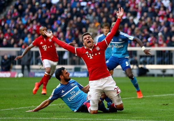 Bayern Munich vs Hamburg anh 18