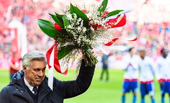 Bayern Munich vs Hamburg anh 1