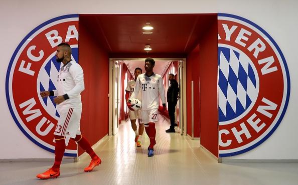 Bayern Munich vs Hamburg anh 12