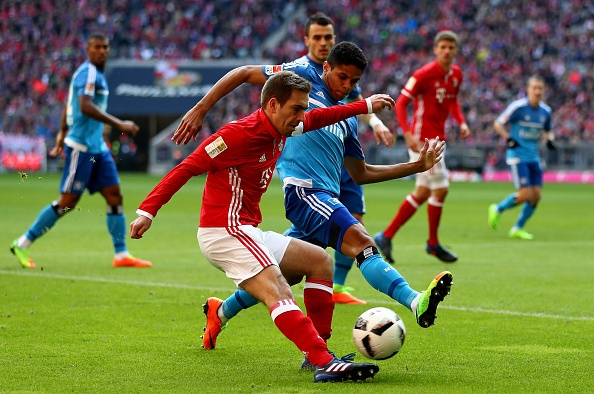 Bayern Munich vs Hamburg anh 16