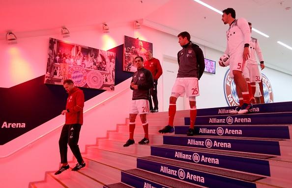 Bayern Munich vs Hamburg anh 13