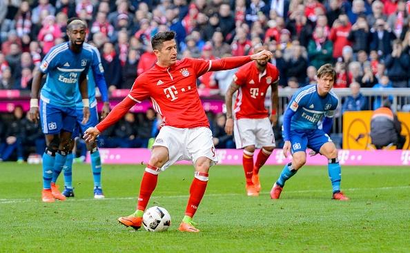Bayern Munich vs Hamburg anh 19