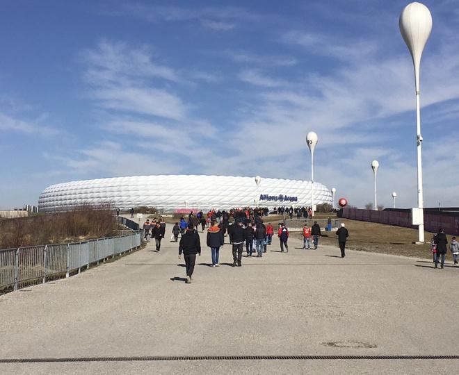 Bayern Munich vs Hamburg anh 6