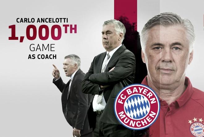 Bayern thang 8-0 mung tran thu 1.000 cua Ancelotti hinh anh