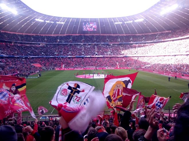 Bayern Munich vs Hamburg anh 15