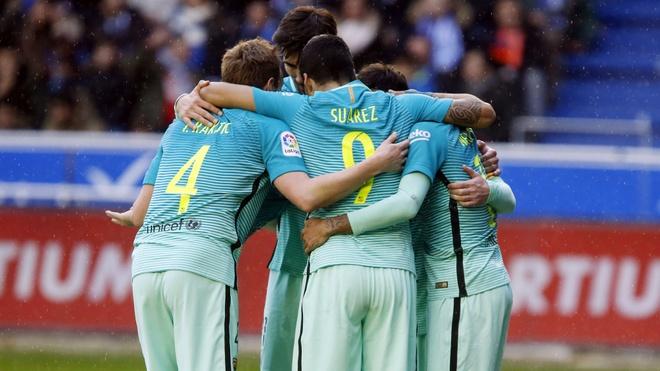 Atletico Madrid 1-2 Barcelona: Messi sam vai nguoi hung hinh anh 15
