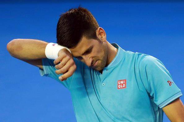 Djokovic tro lai kem an tuong sau cu soc o Australian Open hinh anh 1