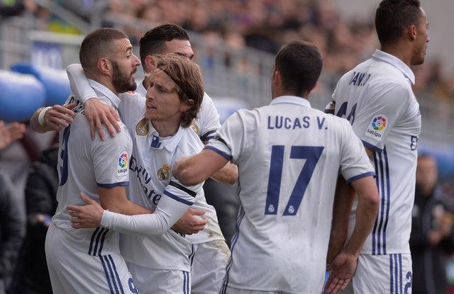Eibar vs Real Madrid anh 15