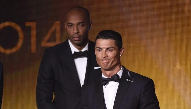 Ronaldo tung bi am anh anh 1