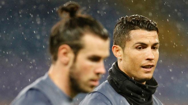 Bale thanh minh moi quan he voi Ronaldo hinh anh