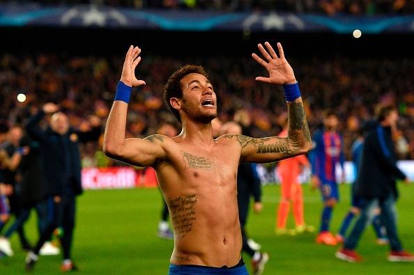 Neymar pha ky luc cua Xavi, Ibra sau chien thang lich su hinh anh 1