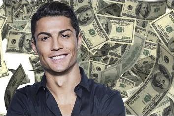 Ronaldo kiem 1 trieu bang trong 45 gio hinh anh