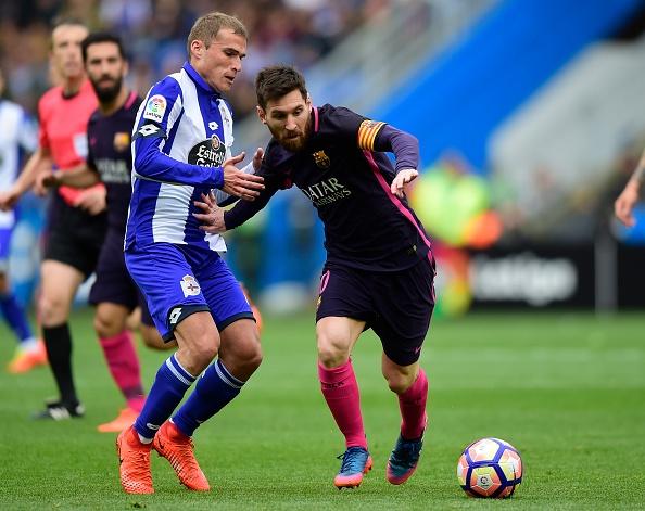 Deportivo vs Barcelona anh 10