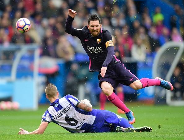 Deportivo vs Barcelona anh 16