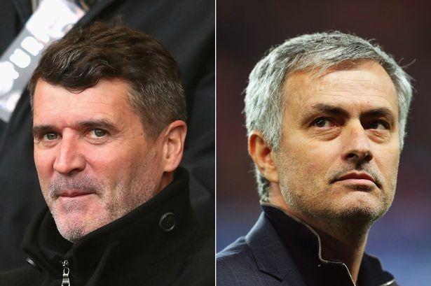 Roy Keane tuc gian che Mourinho qua 'dan ba' hinh anh 1