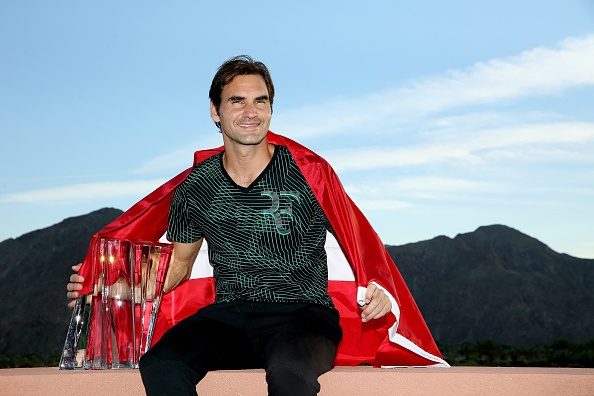 Federer thang tien manh me sau cu dup vo dich hinh anh