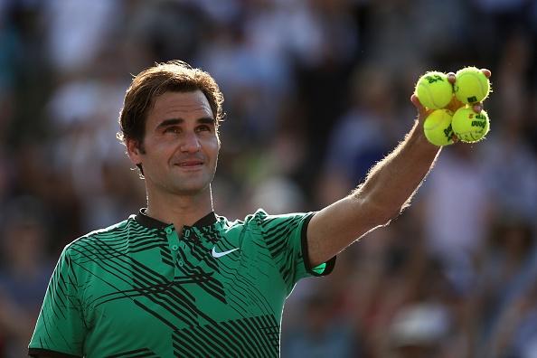 Federer cuu hai match-point, vao ban ket Miami Open hinh anh