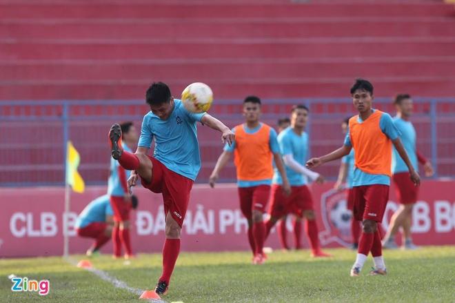 CLB Hai Phong 1-1 SLNA: Chu nha lo co hoi chiem ngoi dau hinh anh 6