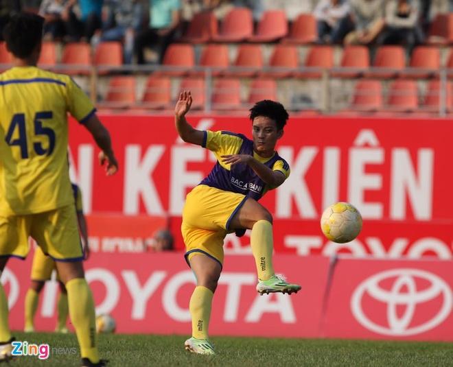 CLB Hai Phong 1-1 SLNA: Chu nha lo co hoi chiem ngoi dau hinh anh 7