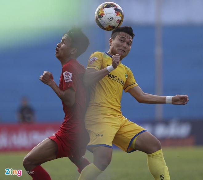 Hai Phong vs Song Lam Nghe An anh 13