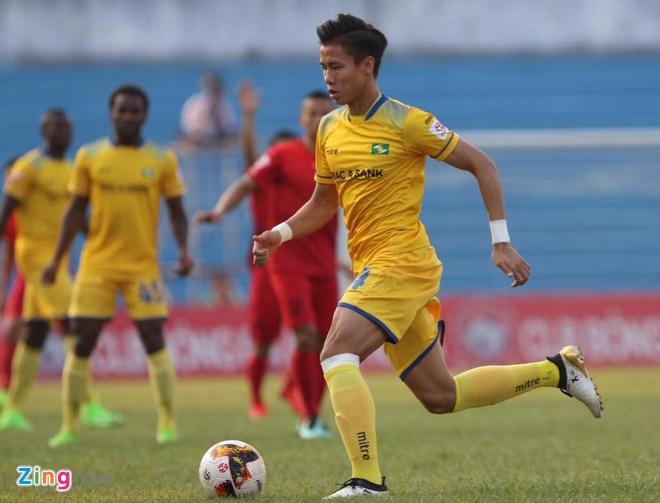 CLB Hai Phong 1-1 SLNA: Chu nha lo co hoi chiem ngoi dau hinh anh 16
