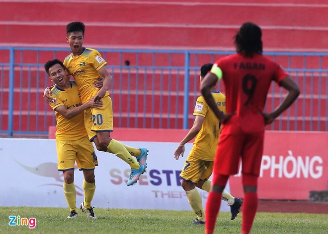CLB Hai Phong 1-1 SLNA: Chu nha lo co hoi chiem ngoi dau hinh anh 17