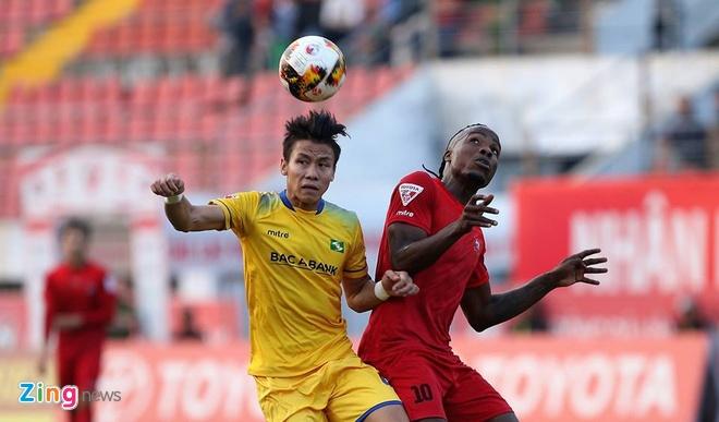 Hai Phong vs Song Lam Nghe An anh 18