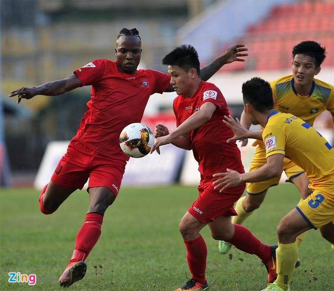 Hai Phong vs Song Lam Nghe An anh 21